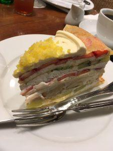 名古屋の有名店ハーブスのケーキ